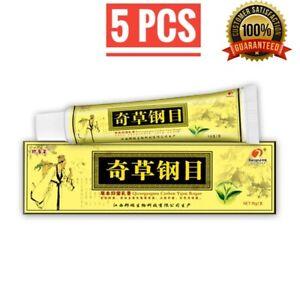 QICAOGANGMU Herbal Cream Eczema Ointment Solve Skin Problems Health Care