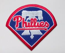 """Philadelphia Phillies Embroidered 3"""" Iron On Patch"""