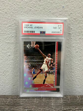 1996 Upper Deck SP Michael Jordan #16 PSA 8 NM-MT Chicago Bulls HOF