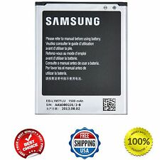 NEW OEM ORIGINAL SAMSUNG BATTERY FOR GALAXY S3 MINI i8190 EB-F1M7FLU 1500 mAh