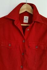 Nino Cerruti 1881 Red Cotton Shirt Small