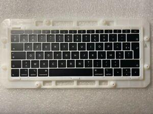 Touches Clavier AZERTY Français pour Macbook Pro 12/13/15 A1534 A1706 A1708