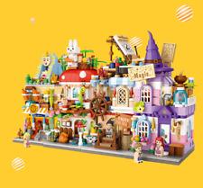 Building Blocks City - Christmas Toy For Kids - Lego City - LOZ Construction Set