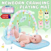 Kids Game Baby Cushion Newborn Crawling Playing Educational Toys Mat Piano