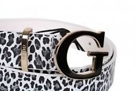GUESS CINTURA DONNA LEO HIGH