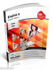 SOLARO Study Guide - Ontario English 9 Academic (ENG1D)