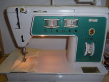 Singer 746 multi stitch machine including button holes - vintage machine 37