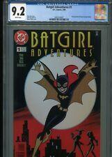 Batgirl Adventures #1  (1st print)   CGC 9.2  WP