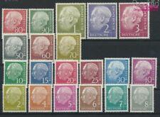 Duitsland 177x-196x (compleet Kwestie) postfris MNH 1954 Heus (9324679