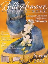 Belle Armoire Art to Wear Spring 2002 Single Issue Magazine by Sharilyn Miller