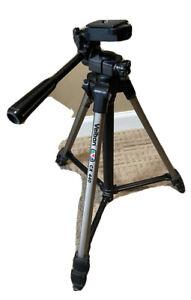 Velbon CX-440 Camera Photographer Tripod 4' Tall EXTENDABLE Lightweight