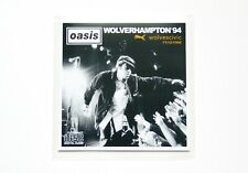 Oasis : live at The Civic Hall, Wolverhampton 1994