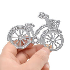 Bicycle Metal Cutting Die Stencil DIY Craft Scrapbooking Decor Cutting Template