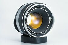 Yashica Auto Yashinon-DX 50mm F2 M42 Screw Lens, read, lowest priced on eBay!