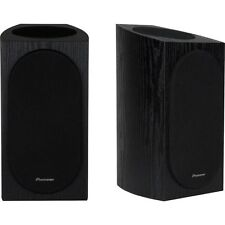 PIONEER SP-BS22A-LR Andrew Jones Dolby Atmos Black Bookshelf Speakers PAIR NEW