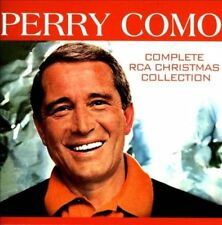 Perry Como Complete CRA Christmas Collection CD 3-Disc Set 53 Tracks Brand New