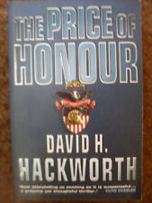 The Price of Honour by DAVID H. HACKWORTH