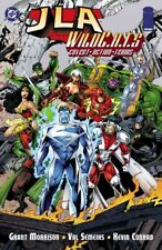 JLA / WildC.A.T.S. by Grant Morrison & Kevin Conrad 1997 PB DC Image  OOP