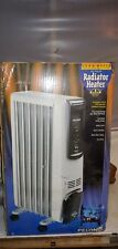 Pelonis Home Electric Radiator Portable Heater  lot # 0064