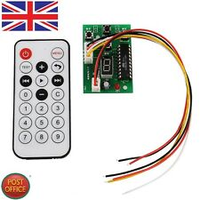 DIY Adjustable Speed Stepper Motor Driver Controller with Remote Control 4 wire