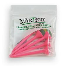 Lot of 20 PINK Authentic Martini Golf Tees + Free Bonus!!