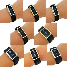 Protective FRAME COVER for Fitbit Alta / Alta HR or Charge 2 Fitbits Wearables