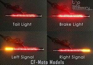33-SMD LED Bar Brake Tail Light & Left/Right Turn Signal Lamp for CF-Moto