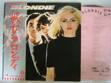 BLONDIE SAME S/T / WITH OBI PRIVATE STOCK