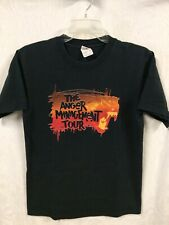 2002 Anger Management Tour T Shirt, EMINEM*LUDACRIS*PAPA ROACH*No Reserve*
