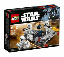 Lego 75166 Star Wars First Order Transport Speeder 2017 nib factory sealed