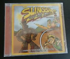 THE SLINGSHOT HEARD 'ROUND THE WORLD David & Goliath CD New 2006 Free Shipping