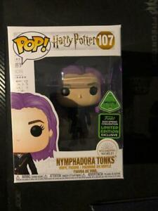 Funko Pop! Nymphadora Tonks ECCC shared exclusive