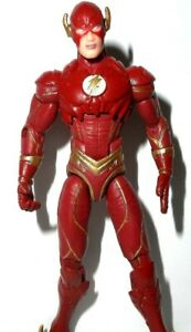 DC Injustice Gods Among Us THE FLASH collectibles direct universe infinite heros