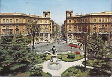 PALERMO - PIAZZA GIULIO CESARE E VIA ROMA - V 1978 - FG
