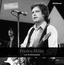 Live At Rockpalast von Frankie Miller (2013), Neu OVP, 3 CD Set