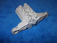 LEGO DUPLO toolo MOTORE ELICOTTERO MOTO my bot grigio chiaro blocco motore 2914 31382