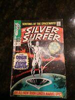 Silver Surfer # 1 SILVER SURFER 1968 Silver Age Key Comic