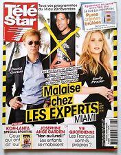 TELE STAR du 9/11/2009; Expert à Miami/ Joséphine Ange Gardien/ laura Smet