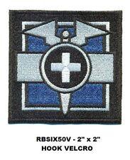"RAINBOW SIX - DOC PATCH - 2"" VEL-KRO - RBSIX50V"