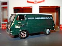 1965 65 FORD ECONOLINE VAN CUSTOM LIMITED EDITION 1/64 M2 CUSTOM WORK VAN