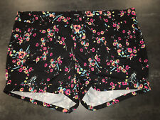 🔥 Ladies Plus Size TORRID Floral Shorts Sz 24 NWOT
