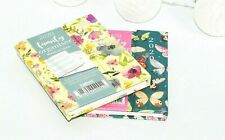 1x A5 2020 Family Organiser Floral/Butterfly Planner Week To View Journal Diary