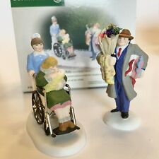 Dept 56: Christmas In The City : Bringing Home The Baby : Accessory 58909
