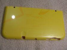2015 New 3DS XL  Part Yellow Pikachu Bottom Battery cover Shell/Housing