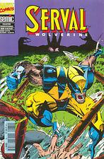 Comics Fr SEMIC SERVA WOLVERINE ALBUM N° 11 (31,32,33)