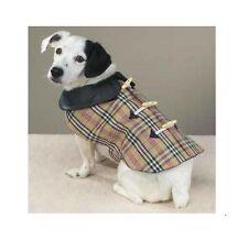 Dog London Plaid Jacket Coat Sweater M Medium