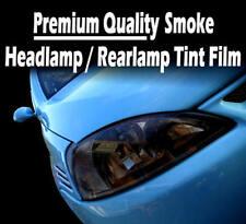30cm x 50cm Medium Smoke Car / Motorbike Headlight Rear Lamp Tint Tinting Film