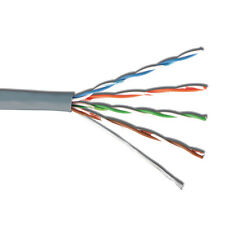750' Belden 6302UE 18 AWG 4C FLRST Natural Commercial Application Cable
