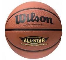 WILSON Ultimate Performance All-Star Basket Taglia 7 PLUS 2 RETI gonfiato