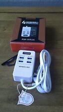 Remax 4usb power socket,  brand new.